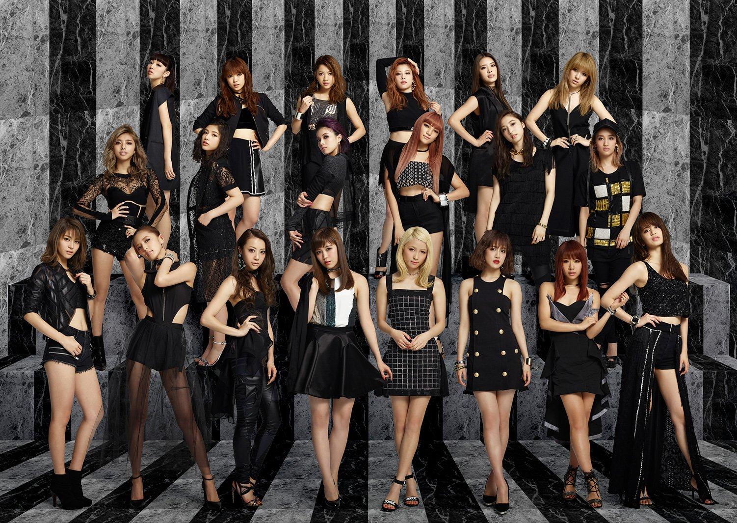 E-girls, promovendo o single Pink Champagne